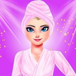 الأميرة المجمدة لعبة وجوه خفية