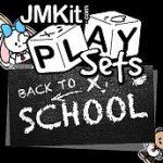 مجموعات ألعاب JMKit: العودة إلى المدرسة