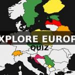 موقع الدول الأوروبية   اختبار