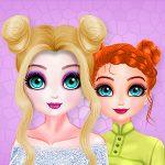 #StayHome دروس ماكياج الأميرة