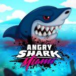 غاضب القرش ميامي