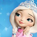 حكاية الأميرة الصغيرة السحرية