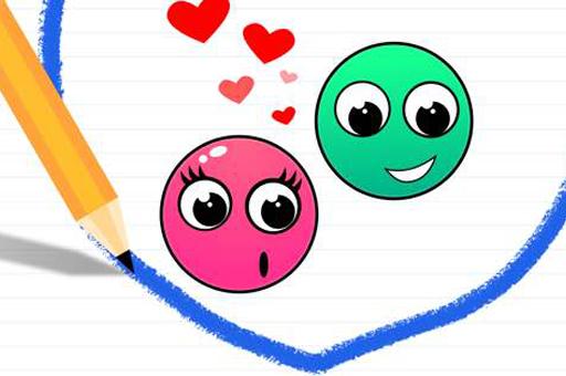 الصورة نقاط الحب