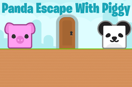 الصورة الباندا الهروب مع الخنزير