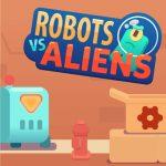 الروبوتات مقابل الأجانب