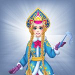 Snegurochka أميرة الجليد الروسية