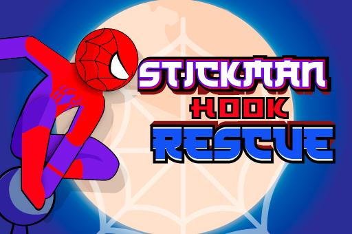 الصورة Stickman هوك الإنقاذ