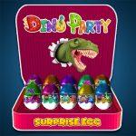مفاجأة Egg Dino Party