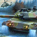 حرب الدبابات بانوراما