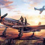 لغز القتال الجوي