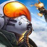 مقاتلة جوية: إطلاق نار بالطائرة