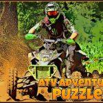 لغز مغامرة ATV