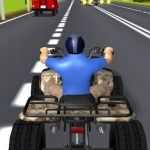 ATV الطريق السريع المرور
