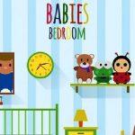 اختلافات غرفة الطفل
