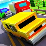 الطريق السريع الممتلئ: سباق المرور