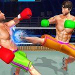 نادي القتال حلقة BodyBuilder: ألعاب المصارعة