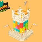 قلعة اللغز 3D