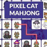 القط بكسل جونغ
