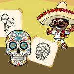 كتاب تلوين مكسيكي مجنون