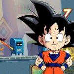 لعبة Dragon Ball Z Shadow Battle