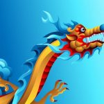 لعبة Dragon Hunt Jigsaw