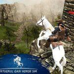 ارطغرل غازي الحصان سيم