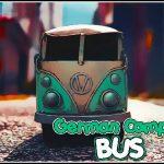 حافلة العربة الألمانية