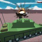 هليكوبتر ودبابات معركة عاصفة الصحراء Multiplaye