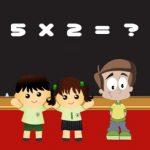 لعبة أطفال الرياضيات