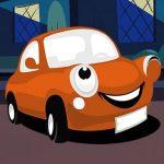 بانوراما سيارة صغيرة