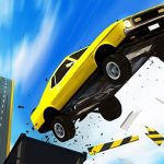 ميجا منحدر سيارة حيلة 3D
