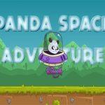 مغامرة الفضاء الباندا