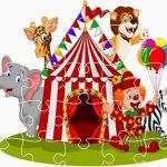 بانوراما حيوانات الحفلة
