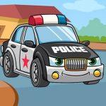 سيارات الشرطة بانوراما