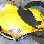 سيارة رامب المثيرة في سباق المسارات المستحيلة ثلاثية الأبعاد
