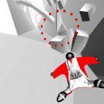 بدلة ثلاثية الأبعاد Stickman