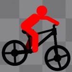 عداء الدراجة Stickman