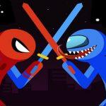 Stickman Heroes Fight – سوبر ستيك ووريورز