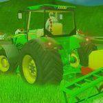 جرار الزراعة
