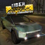 اوبر CyberTruck Drive Simulator