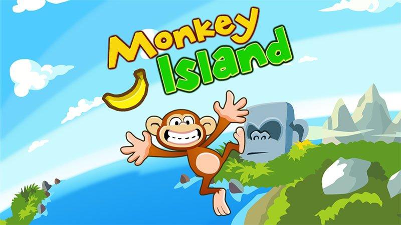 الصورة جزيرة القرد