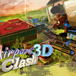 لعبة Airport 3D Clash