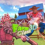 لعبة المزرعة ثلاثية الأبعاد