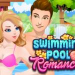 حمام السباحة الرومانسية