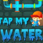 اضغط على المياه الخاصة بي